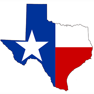 Texas Flag Logo